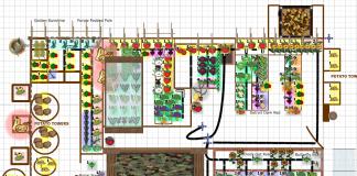 Garden Pro garden planning app