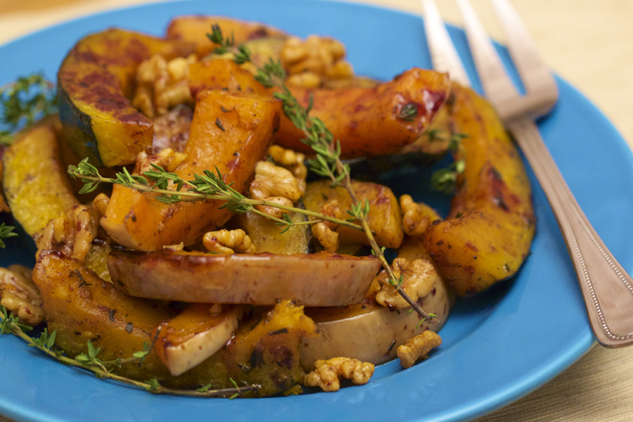 roasted-winter-squash recipe