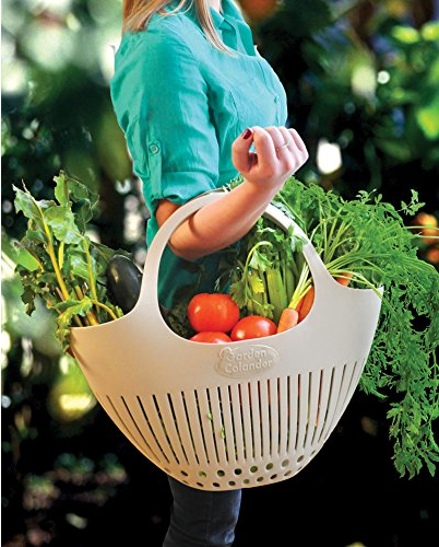 The Garden Colander is our garden basket of the year.