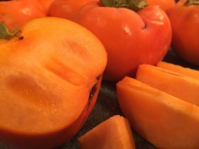 best persimmons, fuyu persimmon