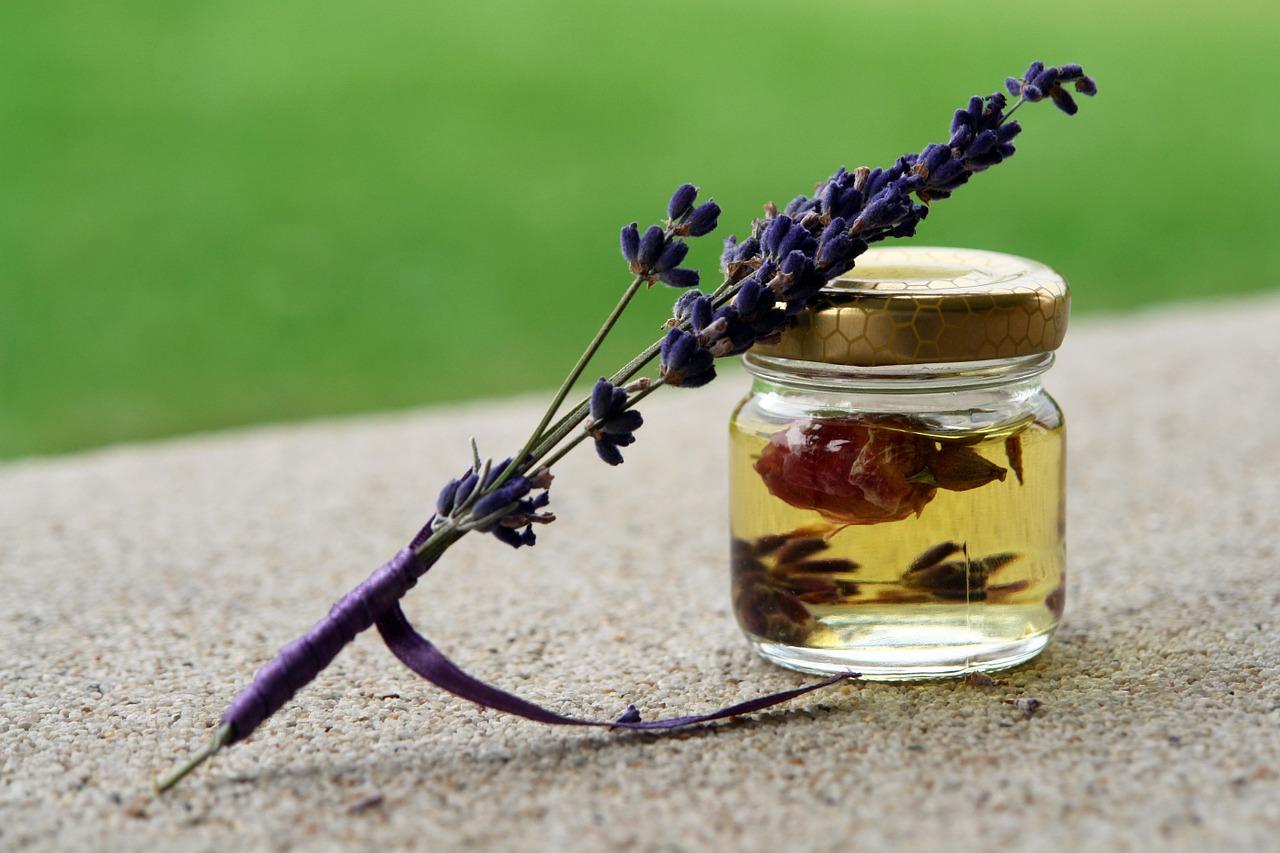 Lavender essential oil recipe