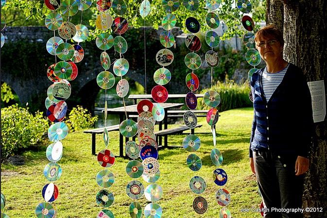 CD Suncatcher and Bird Repellent | GardensAll
