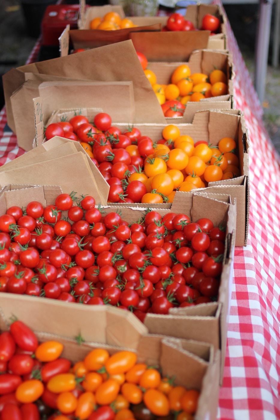 tomatoes, lycopene