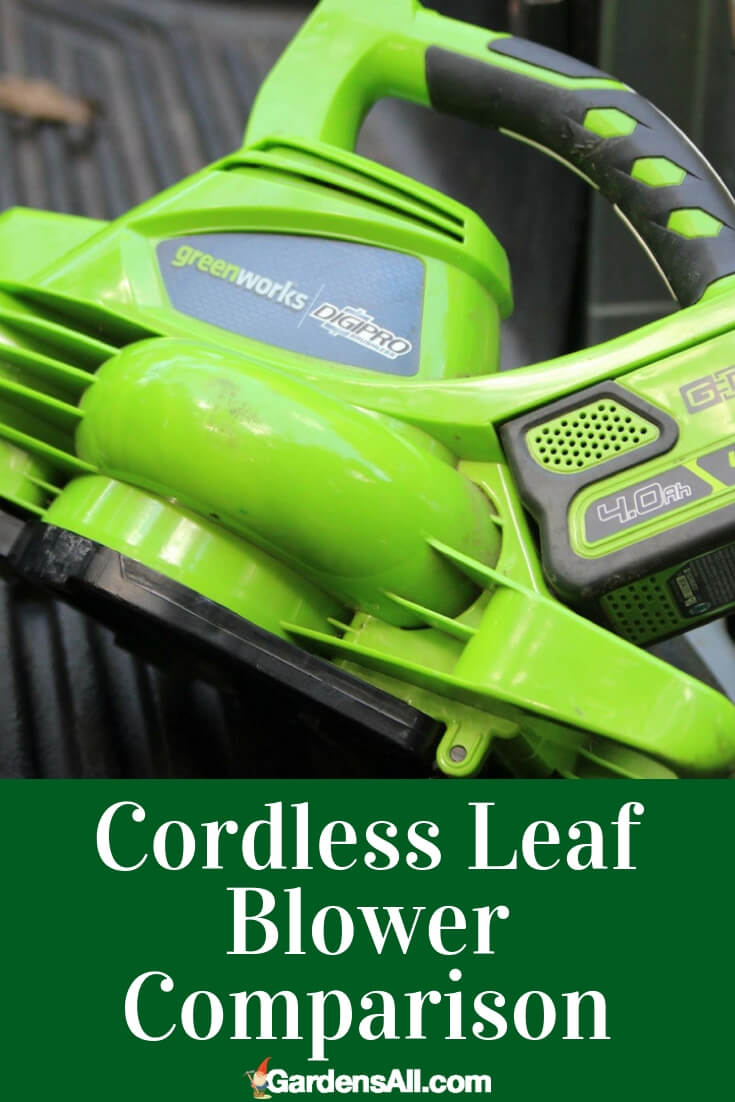 Preparing for this leaf blower comparison... Both the Stihl and the Greenworks cordless leaf blowers are... Make sure to see the video in this article! #homeimprovement #diy #projects #home #garden #backyard #onabudget #review #video #tips #hacks #beforeandafter #lowmaintenance #yardwork #forbeginners #landscaping