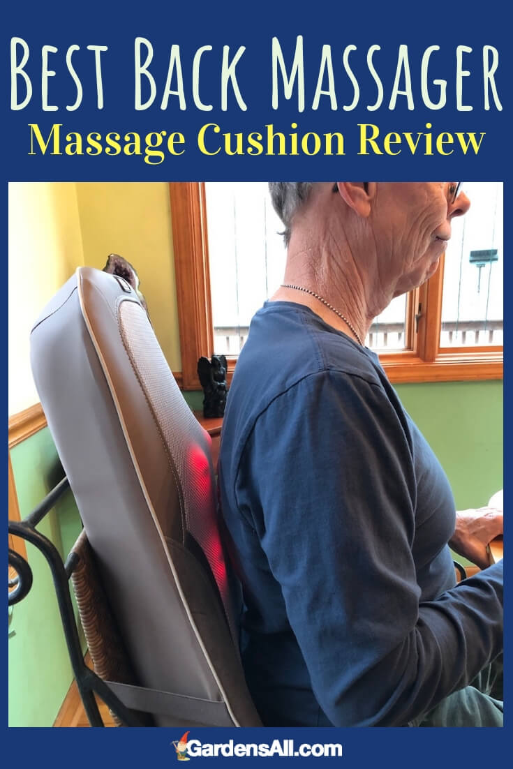 Imagine every office chair equipped with a back massager! Betting that would make for a more relaxed, healthier and happier staff! If you work for someone in an office, send them this article. ?