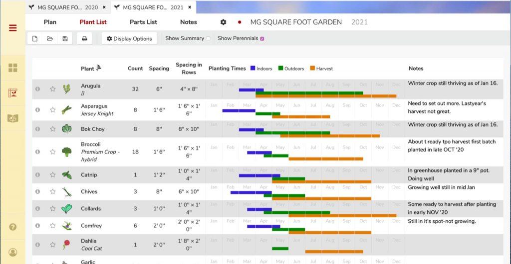 Garden Planning Apps Books Guides And Video Tutorial Gardensall